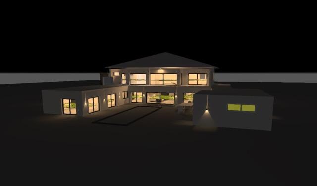 Lichtplanung-Wohnhaus8